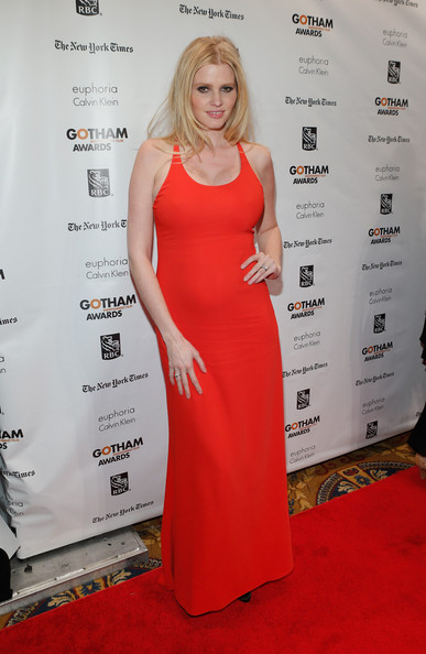 Lara Stone Evening Dress