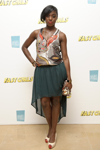 Lashana Lynch Shoes