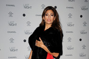 Actress Eva Mendes attends the