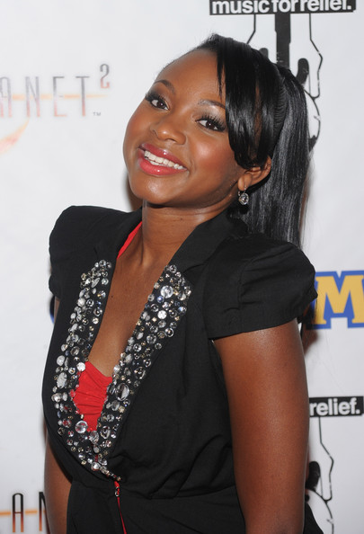 More Pics of Naturi Naughton Pumps (1 of 4) - Naturi Naughton Lookbook - StyleBistro