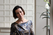 Actor Olivia Williams poses at the launch of 'In a Forest, Dark and Deep' written by Neil LaBute at the Vaudeville Theatre on November 22, 2010 in London, England.