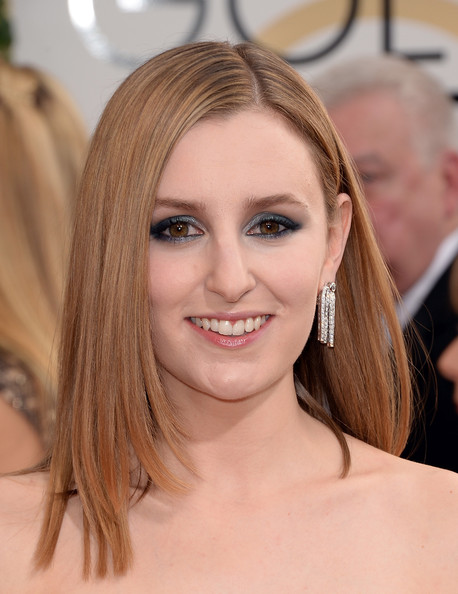 Laura Carmichael Medium Layered Cut