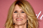 Laura Dern Medium Wavy Cut