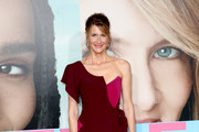 Laura Dern One Shoulder Dress