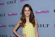 Laura Marano Embellished Top