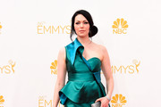 Laura Prepon One Shoulder Dress