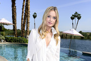 Laura Whitmore Button Down Shirt