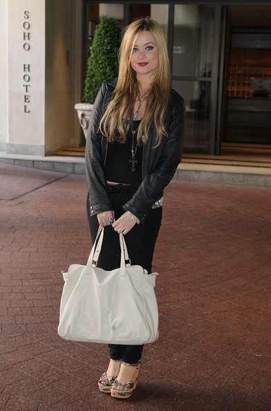 Laura Whitmore Oversized Tote