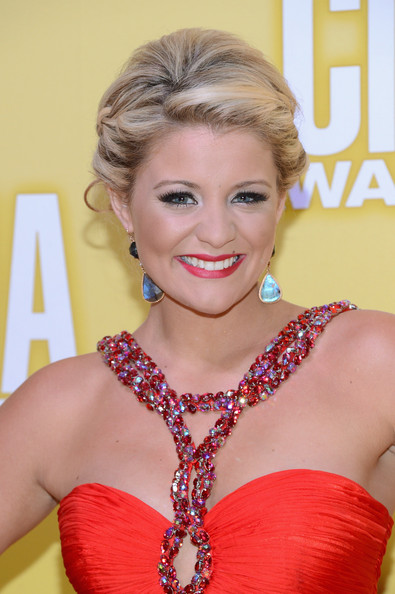Lauren Alaina Braided Updo