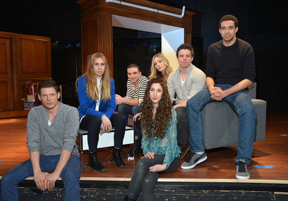 """Really Really"" Cast Photo Call"