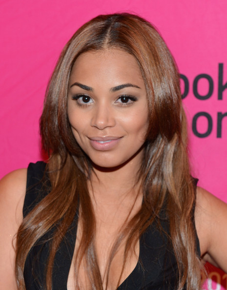 Lauren London Nude Lipstick