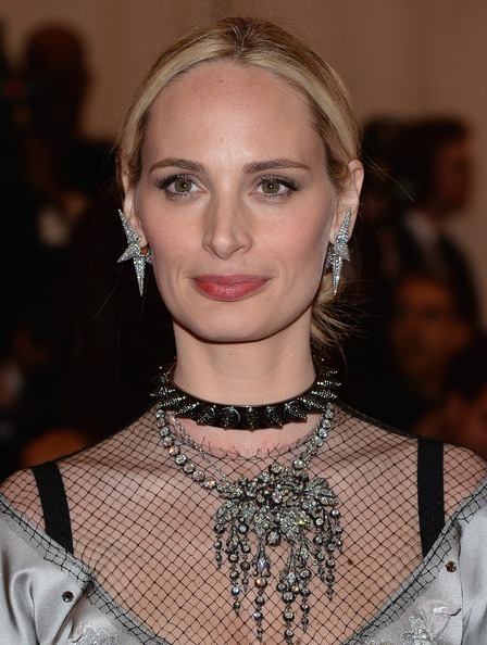 Lauren Santo Domingo Dangling Diamond Earrings