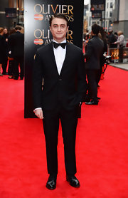 Daniel Radcliffe's tuxedo made the young star look dapper and chic on the red carpet.