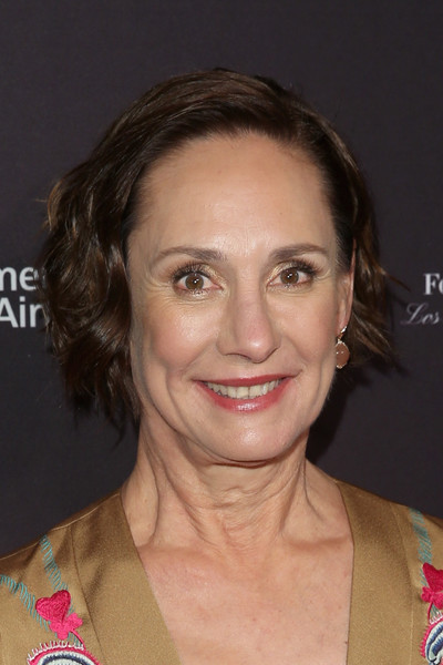 Laurie Metcalf Short Wavy Cut