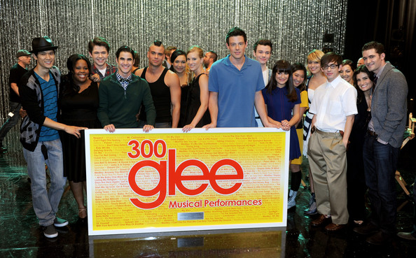 """GLEE"" 300th Musical Performance Special Taping"