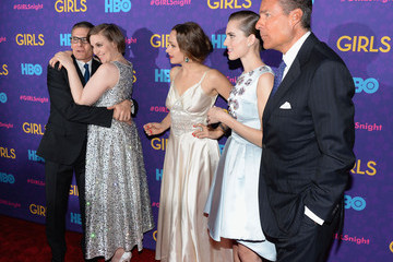 Lena Dunham Jemima Kirke 'Girls' Season 3 Premiere Event — Part 2