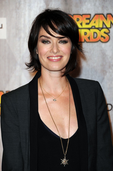 Lena Headey Star Pendant Necklace