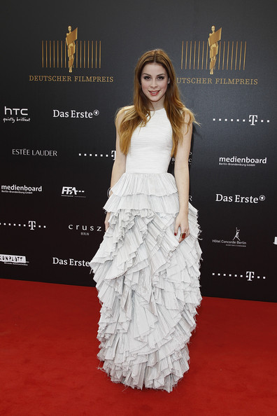 Lena Meyer-Landrut Evening Dress