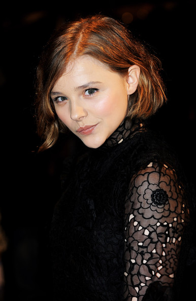 Chloe+Moretz in Let Me In - Premiere:54th BFI London Film Festival