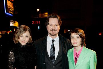 Matt Reeves Chloe Grace Moretz Let Me In - Premiere:54th BFI London Film Festival