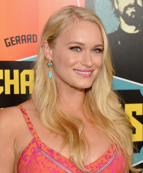 Leven Rambin Dangling Turquiose Earrings