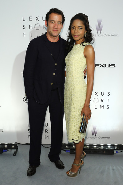 More Pics of Naomie Harris Cocktail Dress (1 of 3) - Naomie Harris Lookbook - StyleBistro