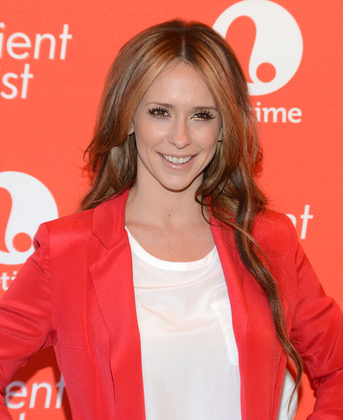 More Pics of Jennifer Love Hewitt Blazer (1 of 17) - Jennifer Love Hewitt Lookbook - StyleBistro