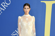 Lily Aldridge Lace Dress