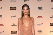 Lily Aldridge Wrap Dress