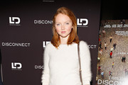 Lily Cole Crewneck Sweater
