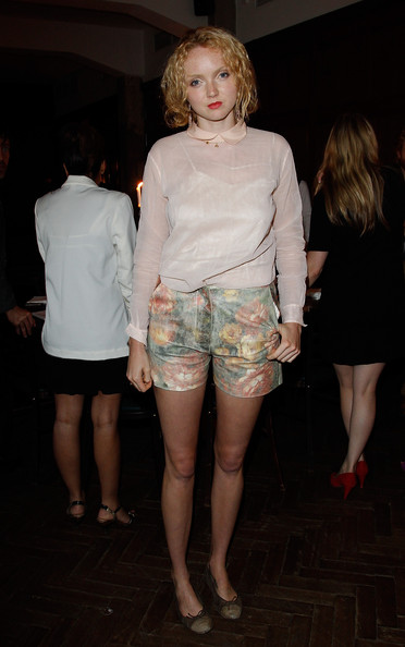 Lily Cole Dress Shorts