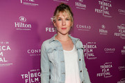 Lily Rabe Denim Jacket