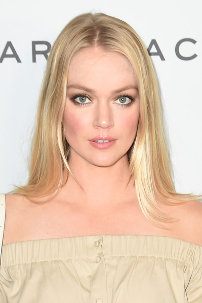 Lindsay Ellingson Long Straight Cut [the beguiled,hair,face,blond,hairstyle,eyebrow,shoulder,skin,lip,chin,beauty,lindsay ellingson,new york city,the metrograph,new york premiere]