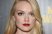 Lindsay Ellingson Long Side Part