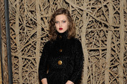 Lindsey Wixson Little Black Dress