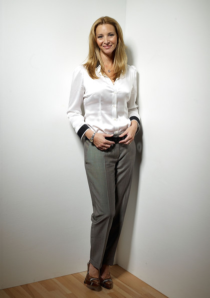 Lisa Kudrow Button Down Shirt