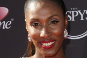 Lisa Leslie Ponytail