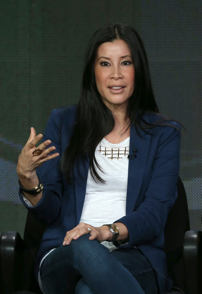 Lisa Ling Clothes
