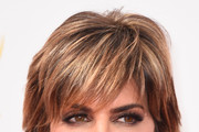 Lisa Rinna Layered Razor Cut