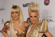 Liv Nervo Long Straight Cut with Bangs