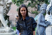 Liya Kebede Button Down Shirt
