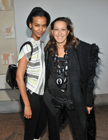 Liya Kebede Patent Leather Shoulder Bag