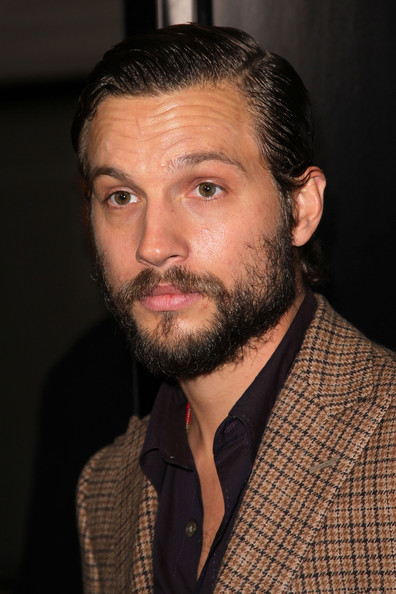 Logan Marshall-Green Hair