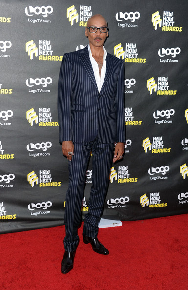 More Pics of RuPaul Men's Suit (1 of 5) - RuPaul Lookbook - StyleBistro