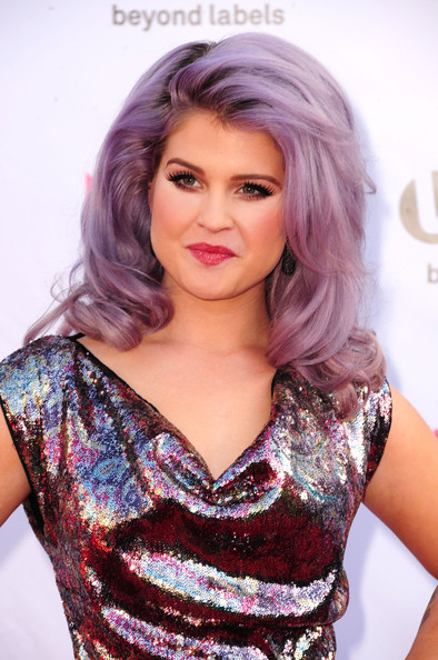 More Pics of Kelly Osbourne Layered Cut (1 of 10) - Kelly Osbourne Lookbook - StyleBistro