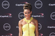 Lolo Jones Halter Dress