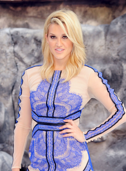 More Pics of Ashley Roberts Cocktail Dress (1 of 3) - Ashley Roberts Lookbook - StyleBistro