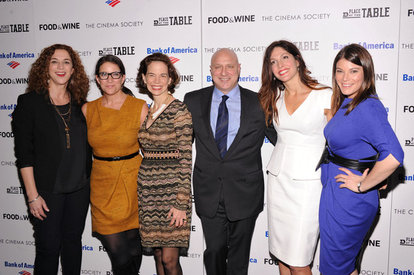"""Bank Of America And Food & Wine With The Cinema Society Present A Screening Of """"A Place At The Table"""" - Arrivals"""