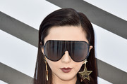 Designer Shield Sunglasses