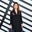 Miroslava Duma at Louis Vuitton
